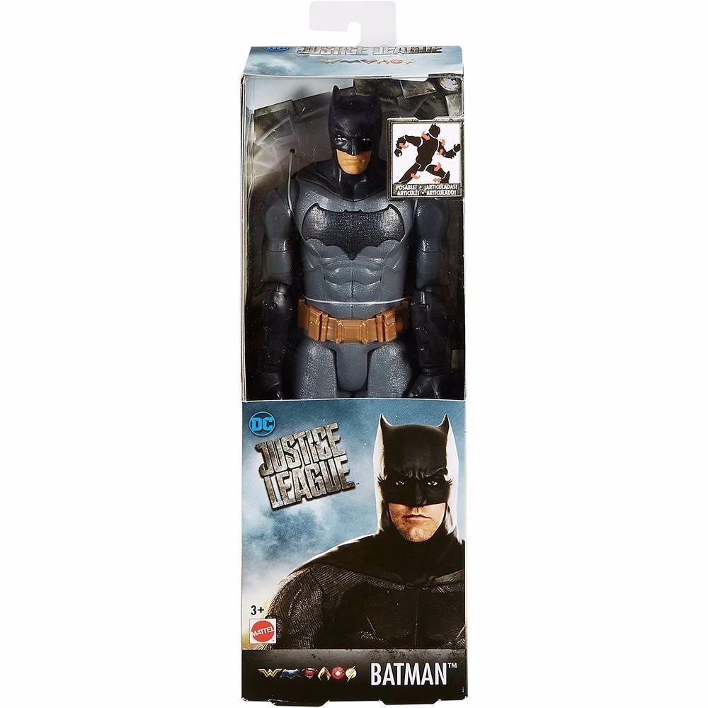boneco batman 30cm liga da justiça - mattel. Carregando zoom. 6f725f6658b