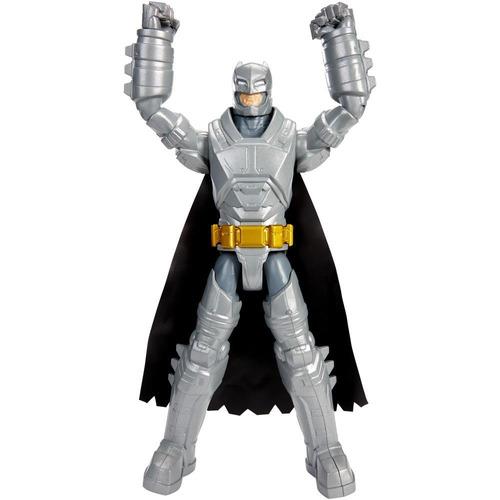 boneco batman armadura liga da justiça batman vs superman