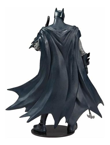 boneco batman mcfarlane toys dc multiverse lacrado