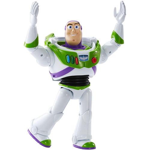 boneco buzz com som toy story disney mattel