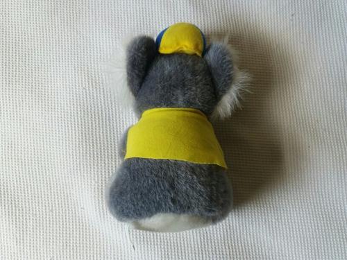 boneco coala pelúcia importado austrália