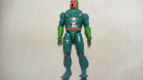 boneco coleção he-man new adventures 1989 hydron raro