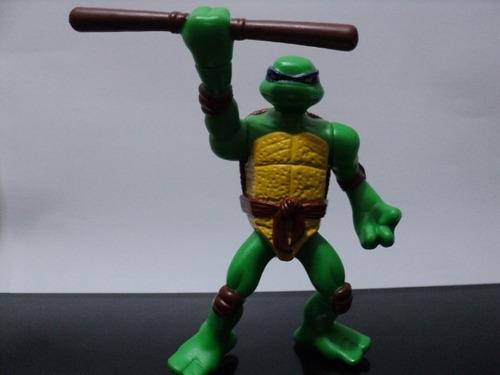 boneco coleção mc donalds tartarugas ninja - donatello