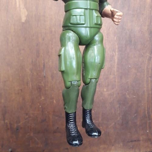 boneco coronel trautman anos 80 desenho rambo - anabasis