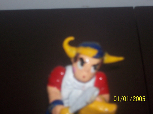 boneco customizado shion wonder boy in monster world mega