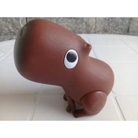 Boneco Da Capi Capivara Da Animação Do Biscoito Piraquê