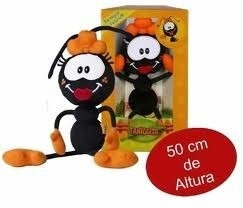 boneco de pelúcia faniquita   -  turma do smilinguido -