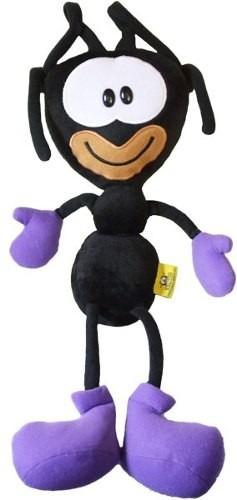 boneco de pelúcia pildas da turma do smilinguido