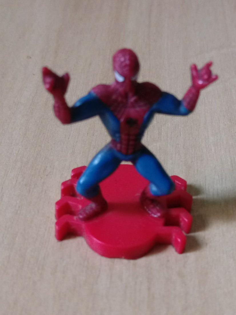 Boneco Do Homem-aranha (mini Com 3 Cm)