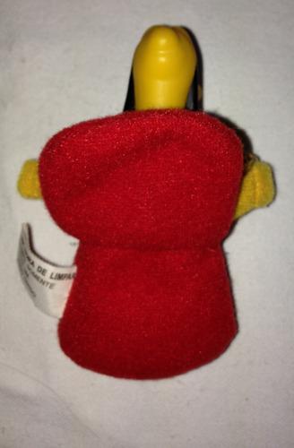 boneco do pluto original estrela disney raro cachorro 8cm