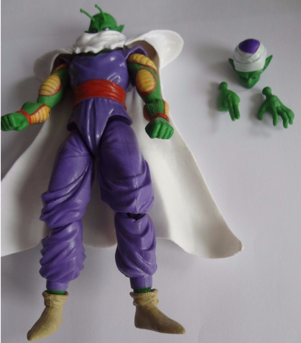 boneco dragon ball z picollo dragon ball gohan sayajin dbz