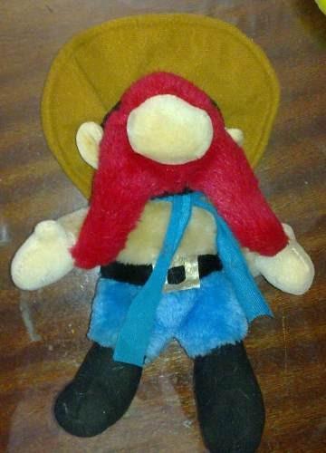 boneco eufrazino - looney tunes warner bros pernalonga