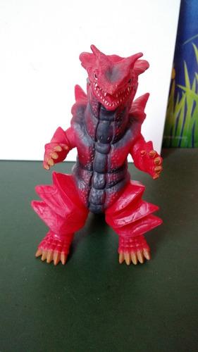 boneco figura de ação monsarger kaiju inimigo ultraman banda