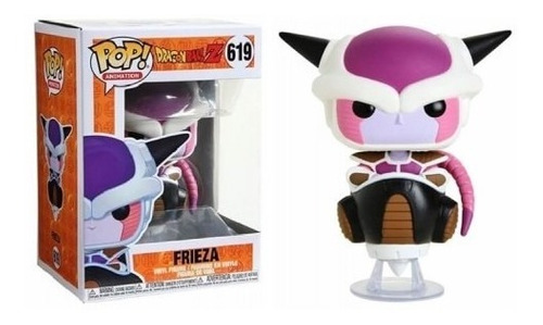 boneco funko pop animation frieza 619 dragon ball z anime