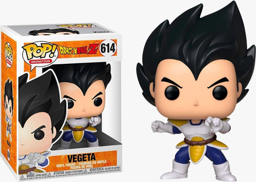 boneco funko pop animation vegeta 614 dragon ball z anime