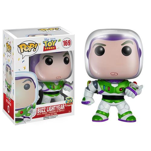 boneco funko pop buzz lightyear toy story disney n 169