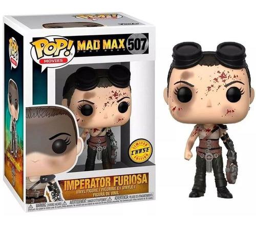 boneco funko pop chase mad max - imperator furiosa 507