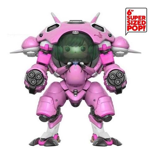 boneco funko pop games overwatch d.va with meka 177
