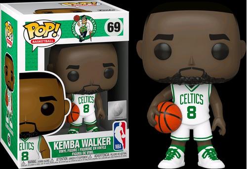 boneco funko pop! nba kemba walker  #69