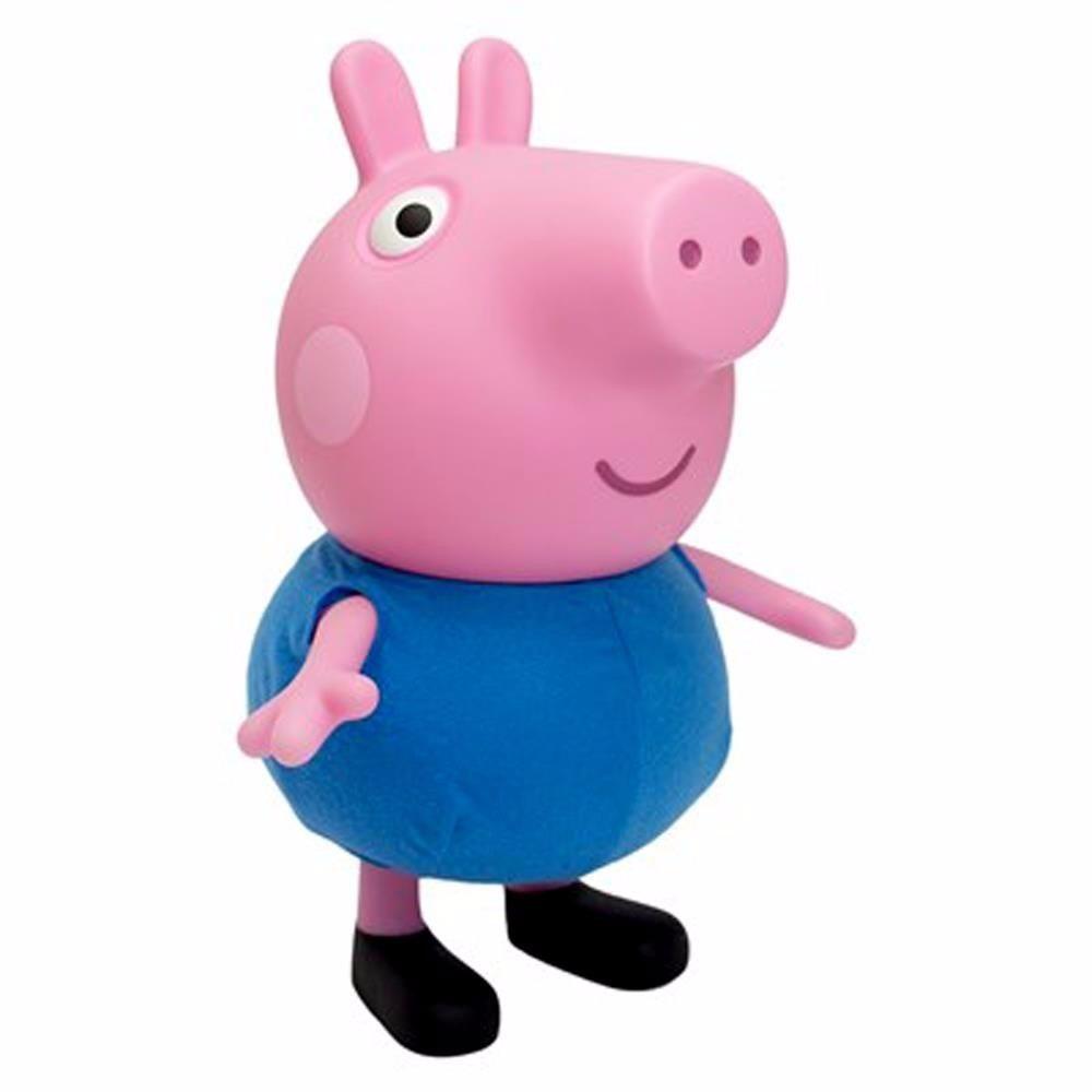 Boneco George Pig Irmão Da Peppa Pig Multibrink comprar usado Bragança  Paulista