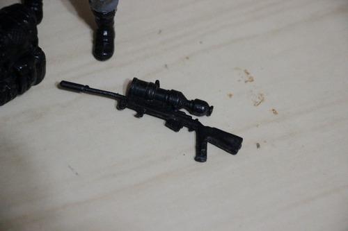 boneco g.i. joe - anos 80 - franco atirador noturno