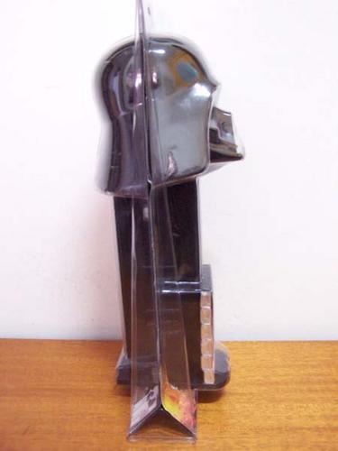 boneco giant pez star wars darth vader dispenser bala figura