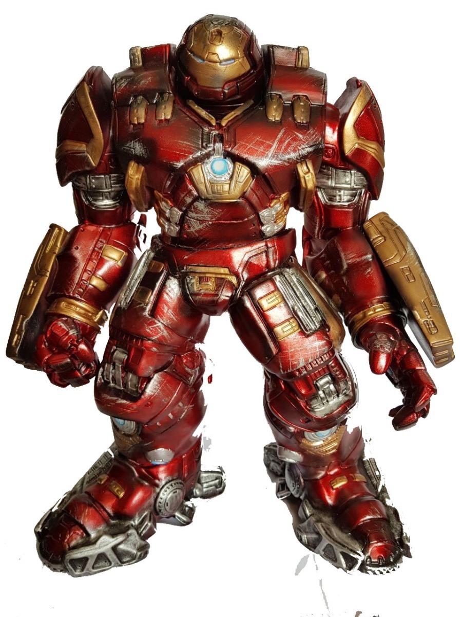 05bcb78b3a Boneco Gigante Hulkbuster Mimo Vingadores / Avengers 50 Cm - R$ 500 ...
