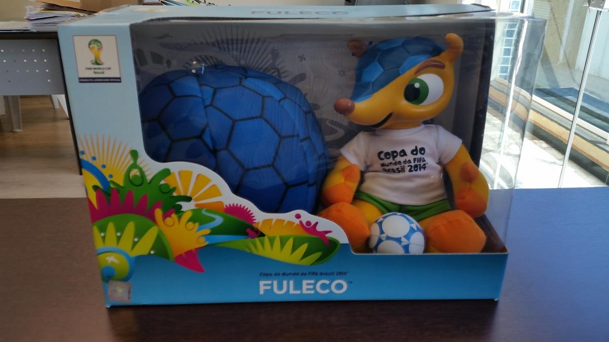 4eb873b041 boneco grow futebol - fuleco vira bola. Carregando zoom.