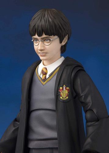 boneco harry potter sh figuarts hogwarts grifinoria lacrado