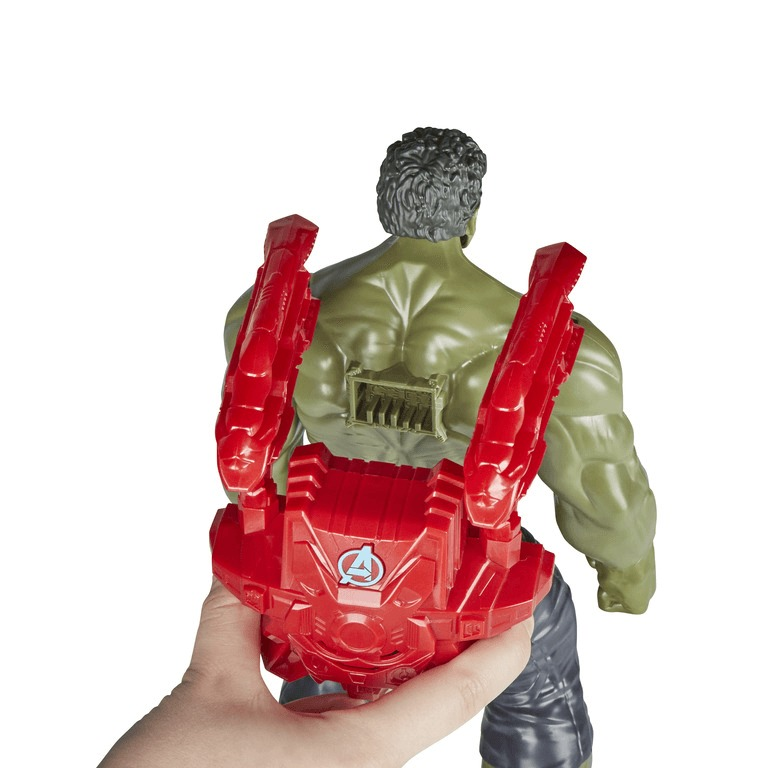 Boneco Hulk Vingadores  Guerra Infinita Hasbro - E0571 - R  115 fc264580fac