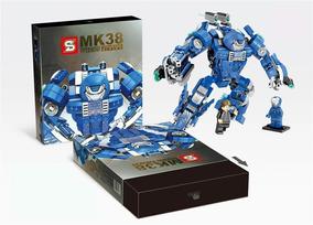 Lego Mindstorms Ev4 Masculino Botas Outros - Bonecos e Figuras de
