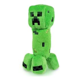Boneco Jogo Brinquedo  De Pelúcia Creeper