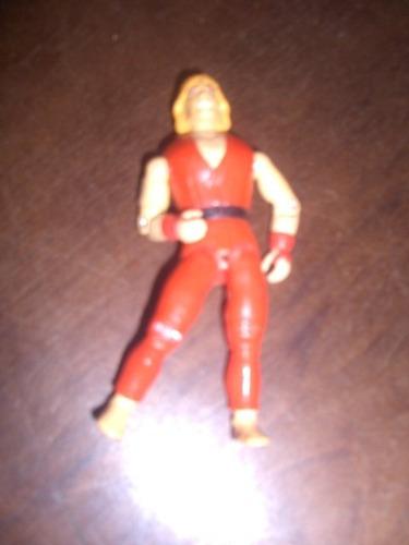 boneco ken street fighter 1994 masbro