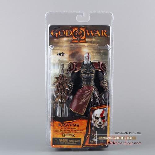 boneco kratos god of war armadura de ares frete grátis