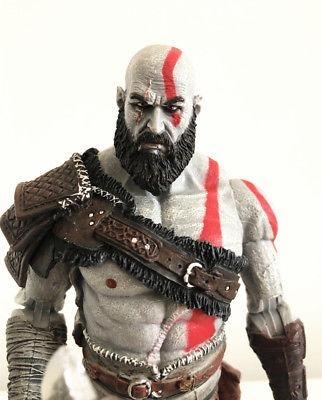 Boneco Kratos God Of War Ps4