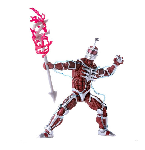 boneco lord zedd lightning collection zed power rangers