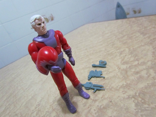 boneco magneto x-men! frete grátis
