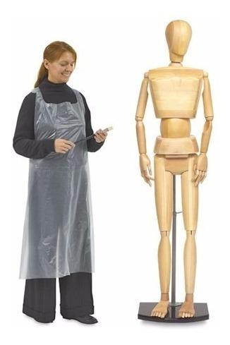 boneco manequim articulado tamanho 1,80m *novo*