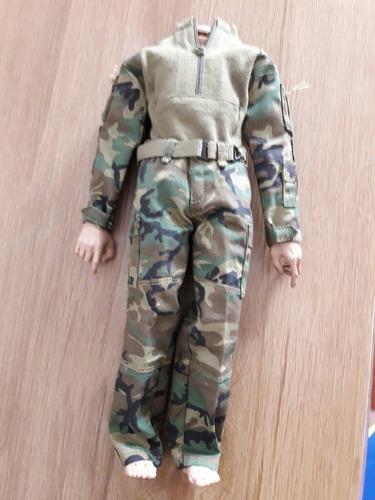 boneco marsoc 1/6 figura de acão / action figure