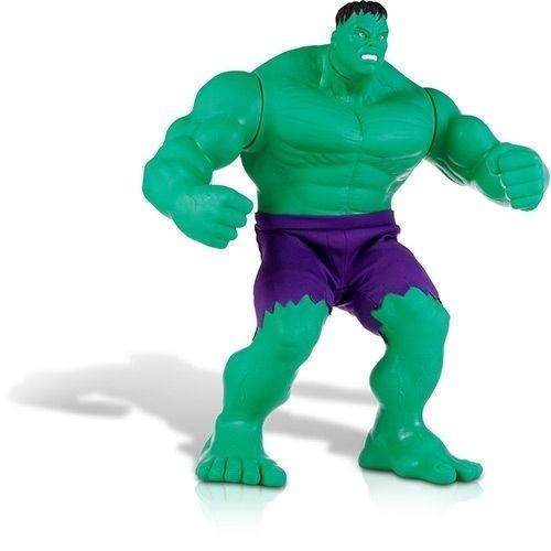 b38dfd2ed1d77 Boneco Marvel Hulk Gigante 55 Cm 453 - Mimo-oferta - R  200