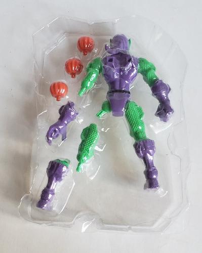 boneco marvel super hero duende verde hasbro