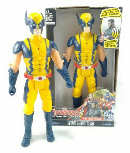boneco marvel the avengers 30 cm valor por unidade