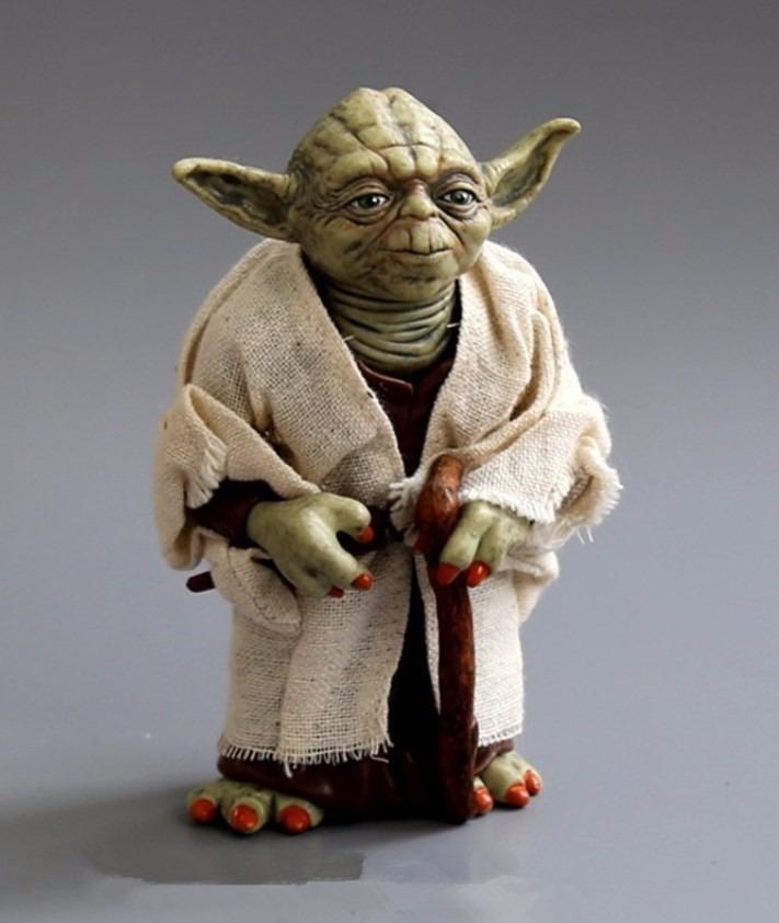 Aparador Sala De Jantar Moderno ~ Boneco Mestre Yoda Star Wars Jedi Master Guerra Nas Estrelas R$ 69,00 em Mercado Livre