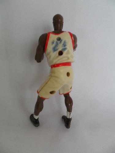 boneco michael jordan chicago bulls coleção looney tunnes