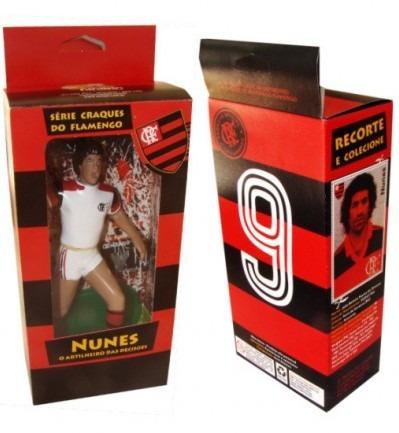 boneco nunes - oficial - flamengo