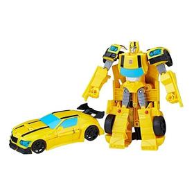 Boneco Optimus Prime 18cm Transformers Robô Hasbro E1886