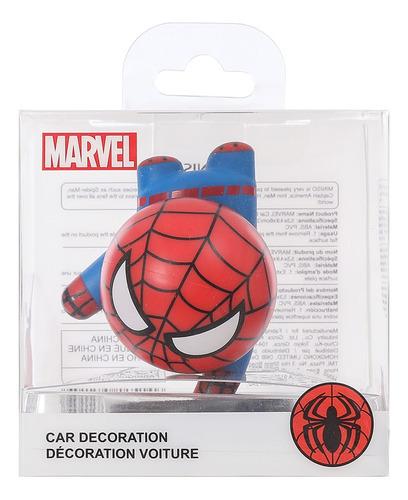 boneco para carro homem aranha - marvel miniso