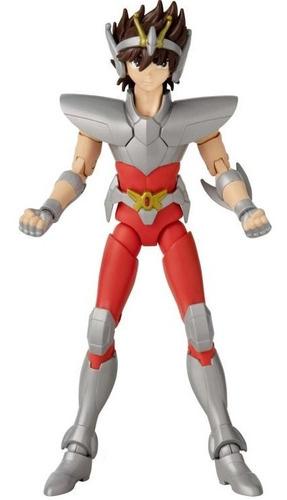 boneco pegasus seiya anime heroes bandai saint seiya zodiaco