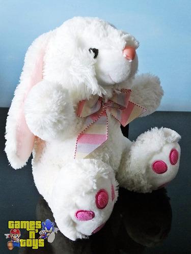 boneco pelúcia coelhinho da pascoa coelho branco