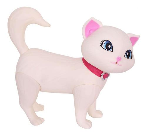 boneco pet da barbie cuidados com a gata blissa linda